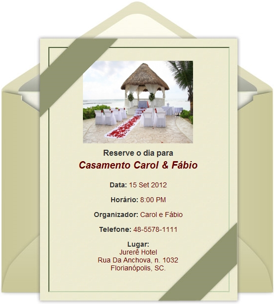 Modelos Convites Modelos De Convites Casamento Grátis